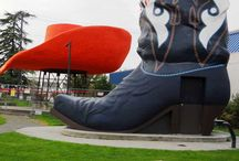 Washington Roadside Attractions / World's largest things and other roadside attractions in Washington to see on your next road trip.