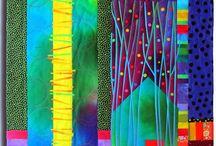 Textil képek