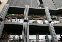 apartman buildings