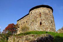 Raseborg Castle Ruins