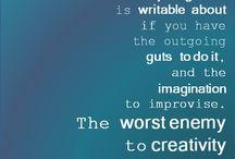 Creatividad bajo lupa / Un punto de vista sobre el desarollo de #creatividad e #ideasinnovadores.