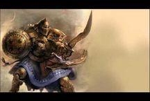 Vikings and Arabian Knights / by Fadi Aboush