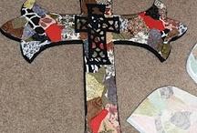 DIY Cross / by Adriene Jones