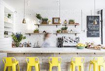Bares-cafeteria