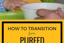 transition to textured foods