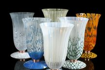 Glass Images / Kiln-formed glass powders.