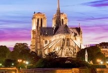 Paris Getaway / Explore our itinerary for a long weekend getaway to Paris. Magnificent architecture, beautiful sites and extraordinary experiences await you in Paris. Travel Happy with Monograms.