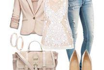 Базовый весенний гардероб