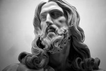 jesus sculpt.