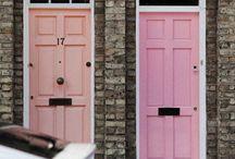 Doors - for inspiration