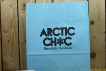 Printed Paper Bags / See your brand come to life with our printed/personalised paper carrier bags. We can print your artwork/design/logo and business name for EVERYONE to see!  https://www.aplpackaging.co.uk/paper-bags/printed-paper-bags.html
