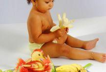 Smash The Fruit / Nada como comemorar de forma saudável o niver de 1 aninho com um ensaio cheio de cheiros e sabores deliciosos de frutas. #MFMregistrandovocê