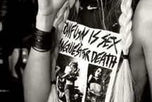 Rock'N Roll / Everything fashion, tattoos for women
