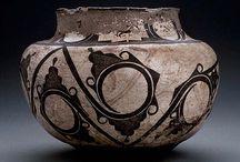 Ceramic antique american