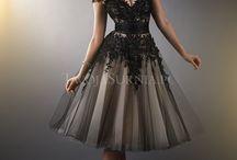 Well-cut dresses