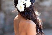 wedding hair / pettinature per il matrimoni, look e capelli per il tuo matrimonio