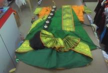 Classical Dance - Bharatanatyam / Bharatanatyam classical dance costumes