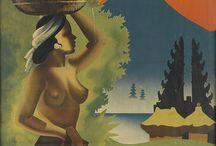 posters Nederlands-Indië