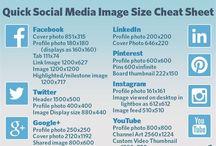 :: Social Media Image Size ::