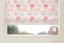 For the kids / A great selection of window coverings to suit infant & child rooms. Ocerti ensure that all goods leaving our factory are Child safe.