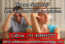 Love Dispute Problem Solution