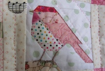 Quilting - Paper Piecing / by Katie Laughridge @ LiveOriginally