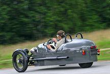 Threewheeler / Dreiräder