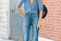 Denim for Days / My love of denim..... / by StylewithClass