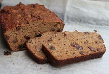 Breads from The Unrefined Kitchen / Grain-free, Gluten-free, Refined Sugar-free, Dairy-free (mostly), Soy-free