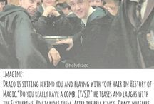 Imagine if Draco / Just for you