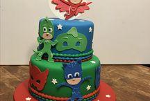 Pj-masks cake