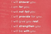 Prayers / Help from God