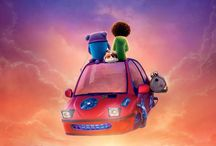 """Home / Home will be released on March 27, 2015 and by DreamWorks. It's based on a book """"The True Meaning of Smekday"""" by Adam Rex."""