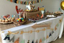 İndian birthday party