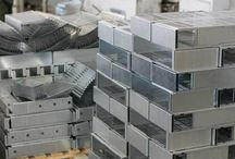 Sheet metal products / Sheet metal applications
