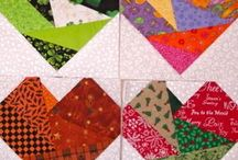 paper pieced / by Kathy Mower