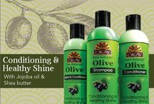 OKAY® Olive Hair care