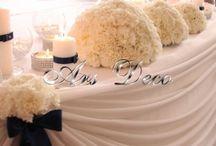 ślub dekoracja i kwiaty