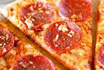 pizza félék