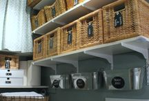 laundry room ideas / by Anna Schlesinger Swenson