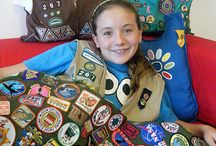 Girl Scouts / by Stephanie Fuller