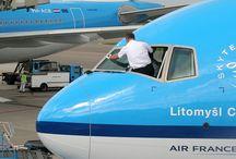 Vliegtuigen KLM / KLM
