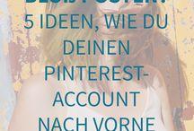 Pinterest Marketing | Eigene Beiträge