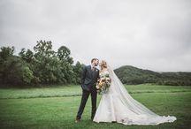 Fall Wedding in Virginia
