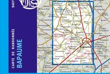 World War One Maps WW1 / These are a selection of maps that cover important battlefields and cemeteries of World War One. These are modern walking maps of the areas