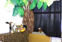 Ideas for playschool room