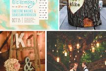 Rustic Weddings - Inspiration