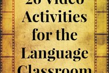 Video in language learning