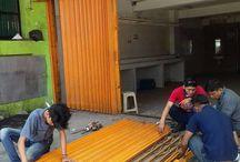 pasang dan service rolling door termurah jakarta utara 081381119799