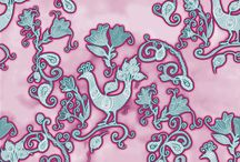 Digital Download Patterns Peacocks / Which colored peacock pattern do you like best?